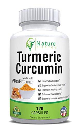 Best Turmeric Curcumin With BioPerine